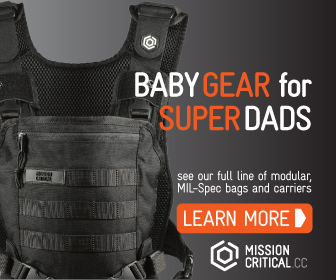 Baby Gear for Dads