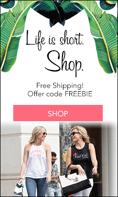 Life is Short. Shop!