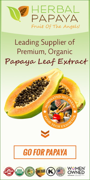 Herbal Papaya Leaf Supplements