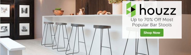 Up to 70% Bar Stools @ Houzz