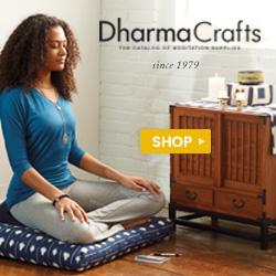 DharmaCrafts meditation cushions