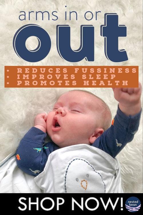Nested Bean - We Help Babies Sleep And Families Thrive.