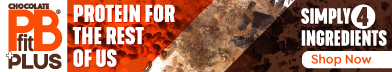 PBC plus 392x72 - Top 10 Protein Bars On Amazon - Healthy Hot List - Gluten-Free, Vegan Snacks