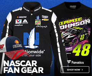 Shop for NASCAR Fan Gear at Fanatics.com