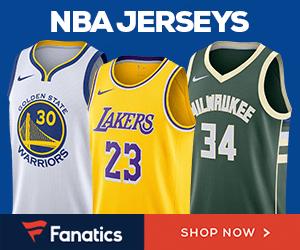 Shop for NBA Jerseys at Fanatics!
