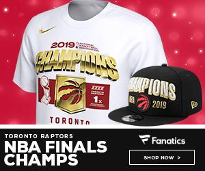 Toronto Raptors 2019 NBA Champions