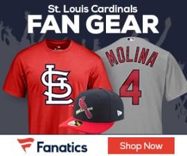 St. Louis Cardinals Gear at Fanatics.com