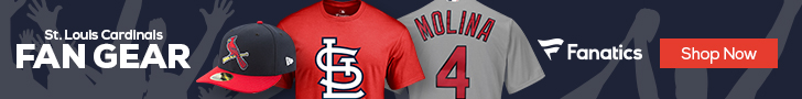 St. Louis Cardinals Gear at Fanatics.com