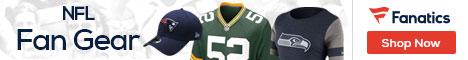 Shop for NFL Gear at Fanatics!