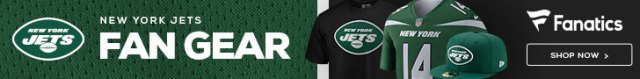 Shop the newest New York Jets fan gear at Fanatics!