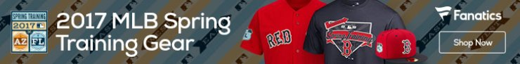 Shop for Boston Red Sox Spring Training Gear at Fanatics.com