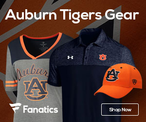 Auburn Tigers gear at Fanatics.com