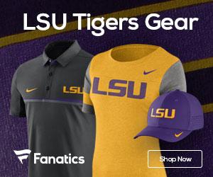 LSU Tigers gear at Fanatics.com