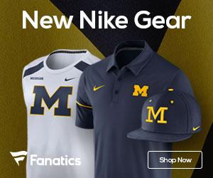 Michigan Wolverines Nike/Jordan Brand gear at Fanatics.com