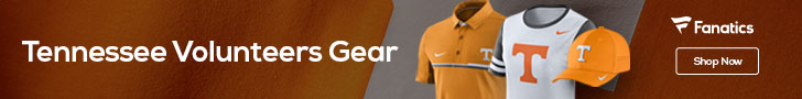 Tennessee Volunteers gear at Fanatics.com