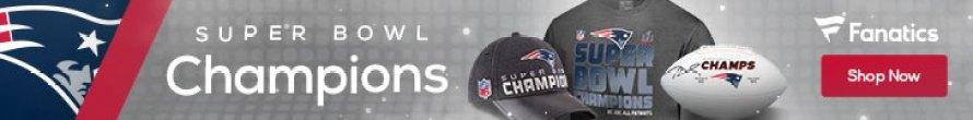 New England Patriots Super Bowl Champs