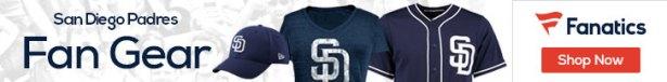 San Diego Padres gear at Fanatics.com