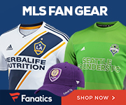 Shop for MLS Fan Gear at Fanatics.com