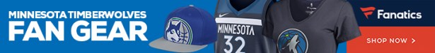 Shop Minnesota Timberwolves Gear at Fanatics.com