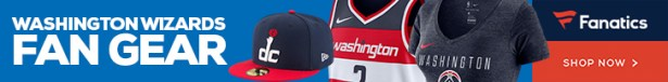 Shop Washington Wizards Gear at Fanatics.com