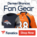 Shop for Denver Broncos gear at Fanatics.com