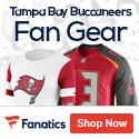 Shop for Tampa Bay Buccaneers gear at Fanatics.com