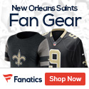 Shop for New Orleans Saints gear at Fanatics.com