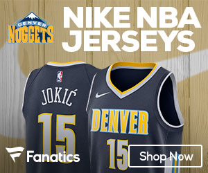 Denver Nuggets 2017-2018 Nike Jerseys