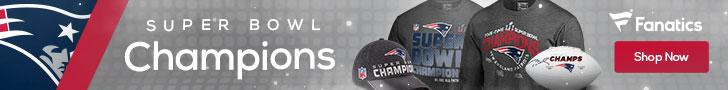 New England Patriots AFC Champions