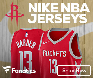 Houston Rockets 2017-2018 Nike Jerseys