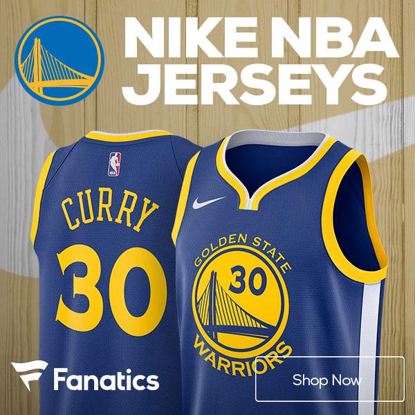 Golden State Warriors 2017-2018 Nike Jerseys
