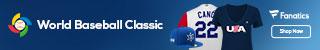Shop for World Baseball Classic Gear at Fanatics.com