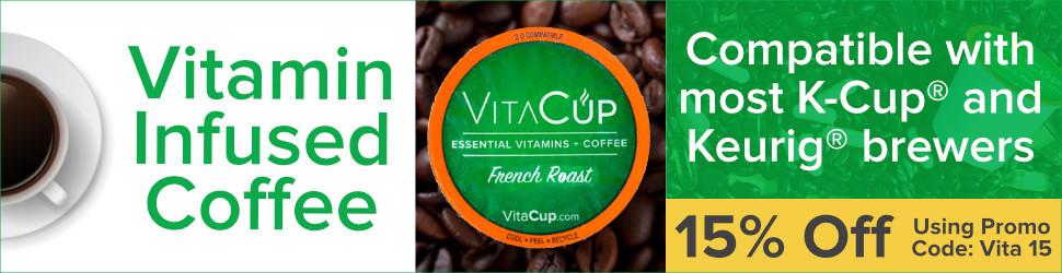 VitaCup 15% Off