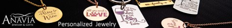Personalized Memoroal Jewelry