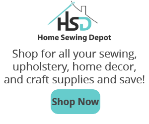 Shop for all your sewing, upholstery, home decor, and craft supplies and save!