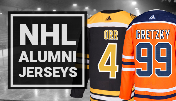 NHL Alumni Jerseys