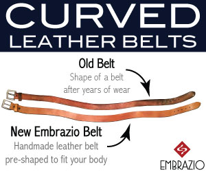 Embrazio Curved Belts