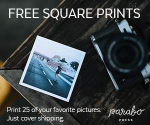 Free Square Photo Prints