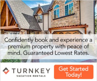Book and experience premium property at TurnKey Vacation Rentals