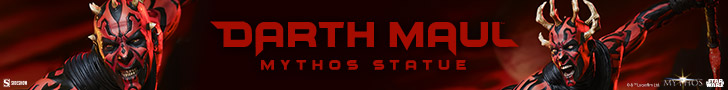 Darth Maul™ Mythos Statue by Sideshow Collectibles