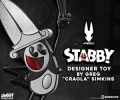 Stabby Designer Collectible Toy by Unruly Industries™