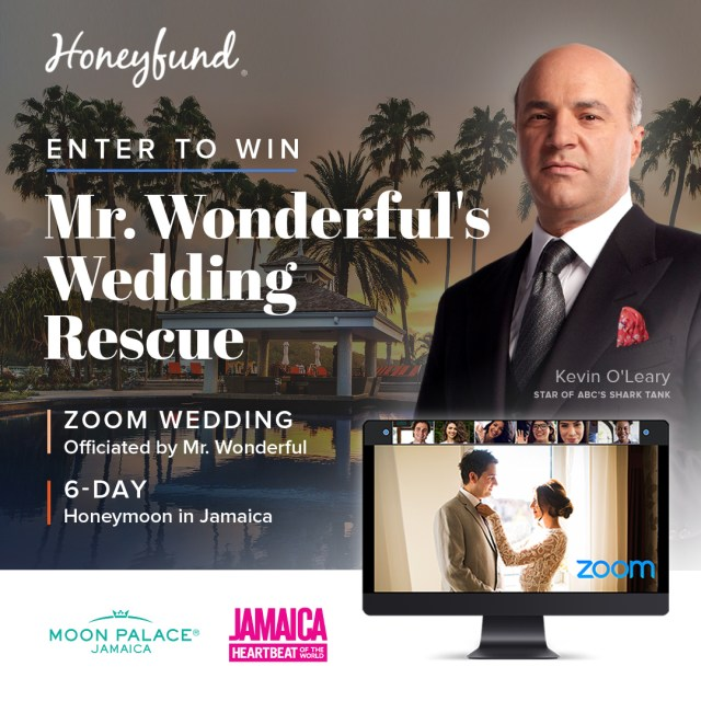 Mr. Wonderful's Wedding Rescue