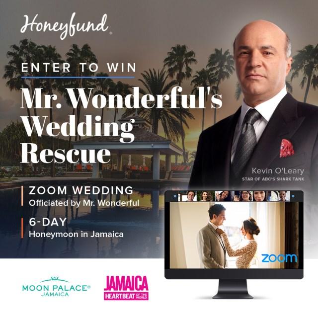 Mr. Wonderful's Wedding Rescue