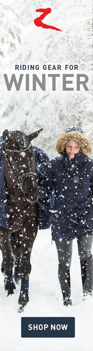 Equestrian Winter Riding Gear