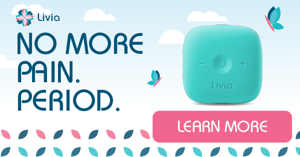 Livia - No More Pain. Period.