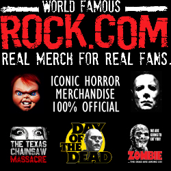 Rock Halloween Merchandise