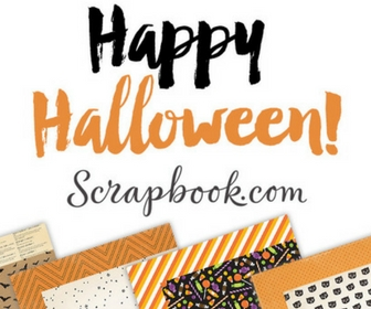 Happy Halloween from Scrapbook.com!