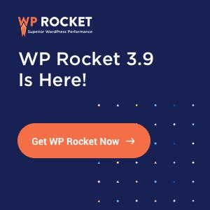 WP Rocket - WordPress Caching Plugin