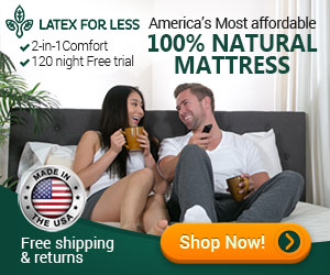 Latex For Less Mattress