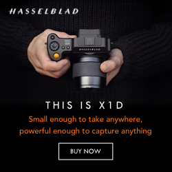 Hasselblad X1D Camera, small enough to take anywhere, powerful enough to capture anything. Buy now!